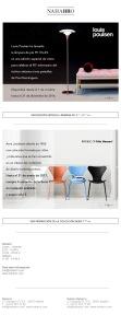 Diseño y campañas de mailing